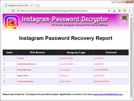 InstagramPasswordDecryptor